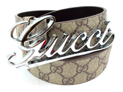 Gucci Branded Belts